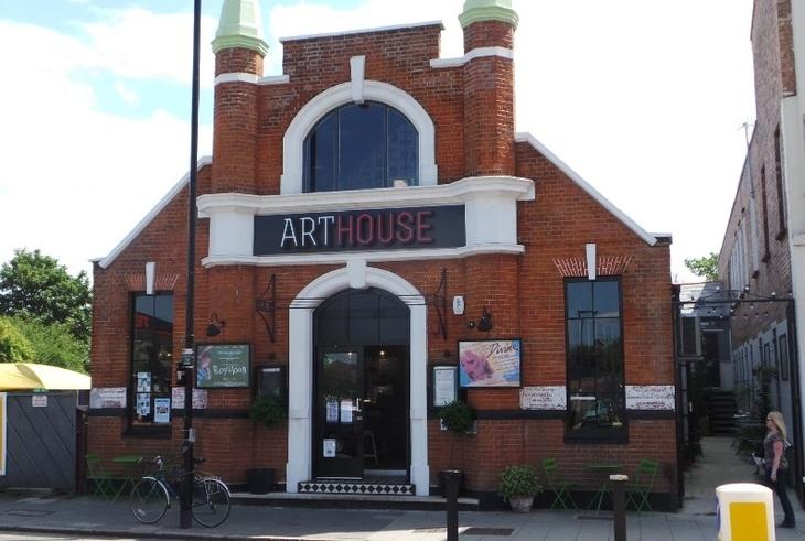 the latest 6c6ac f9fb6 Arthouse Cinema, Crouch End.
