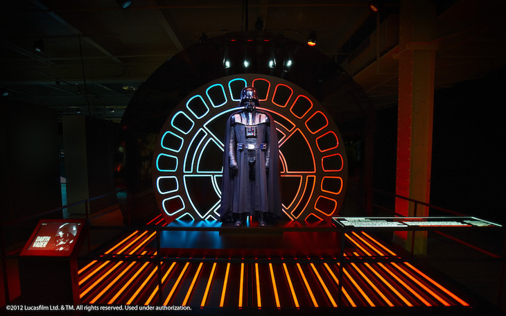 There's a Star Wars exhibition coming to The O2