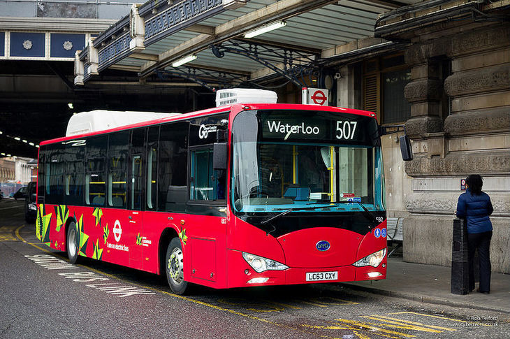 Everything You Need To Know About London's Buses