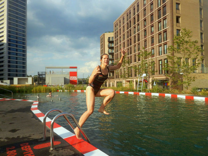 King's Cross Pond To Close After Just 17 Months