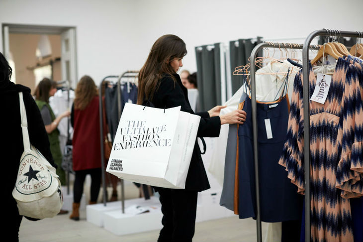 Don't Miss This London Fashion Weekend Ticket Offer