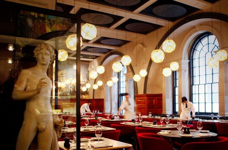 The Magic And Grandeur Of London's Grand Cafés