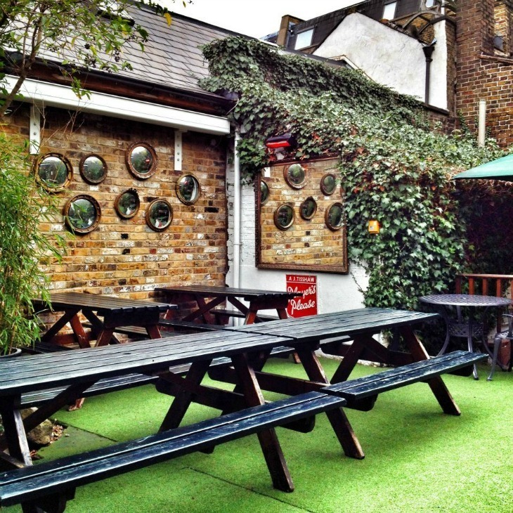 London Bridge's Best Restaurants, Cafés, Bars And Pubs