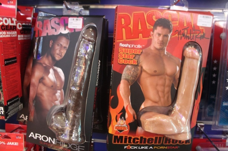 sex toys on sale at prowler they also sell christmas decorations - Christmas Sex Toys