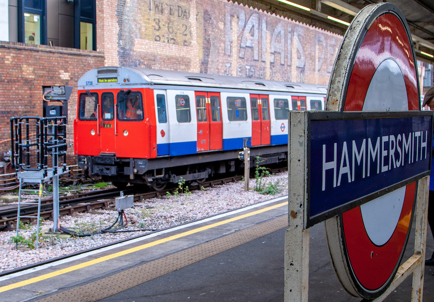 Warning Of Tube Strike On Hammersmith & City and Circle Lines Tomorrow And Friday