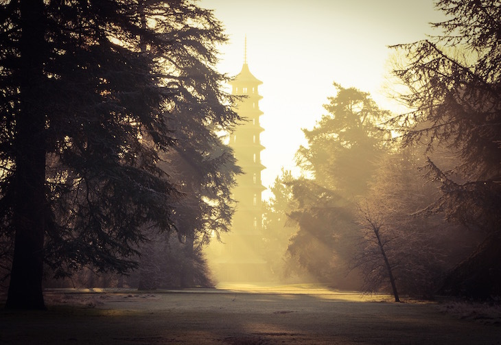 When Kew Gardens Had A Mosque And A Merlin's Cave