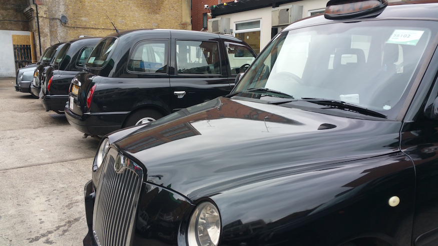 How is the black cab trade changing? We speak to one of the drivers