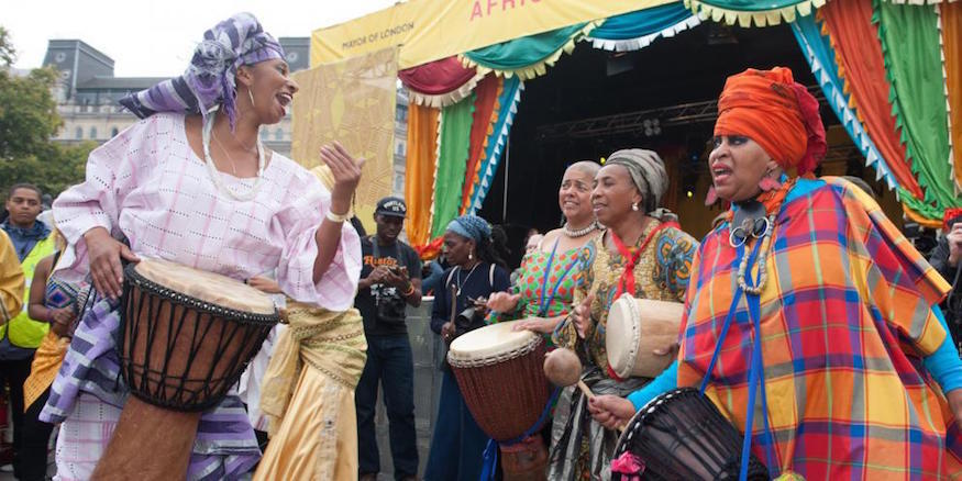 Celebrate All Things African In Trafalgar Square This Weekend