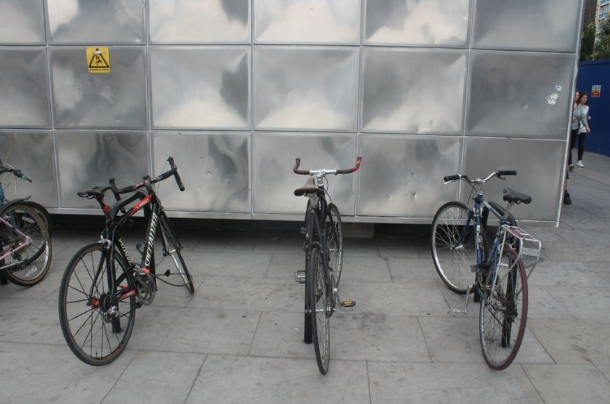 These London Bikes Are Helping Refugees