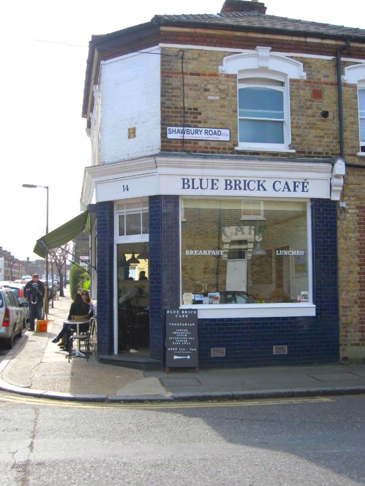 Cat Cafe Brick Lane
