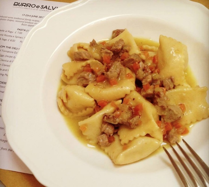 The best places to eat pasta in London: Burro e Salvia