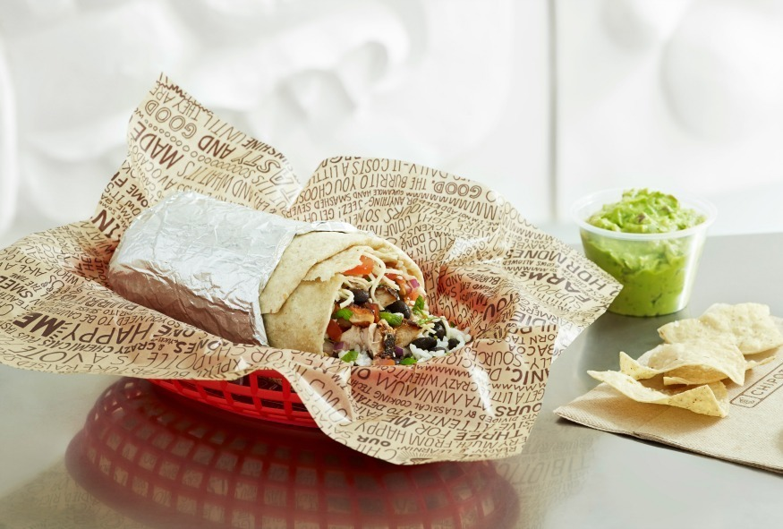 Chipotle Celebrates Fifth Birthday At Baker Street By Giving Out Free Burritos