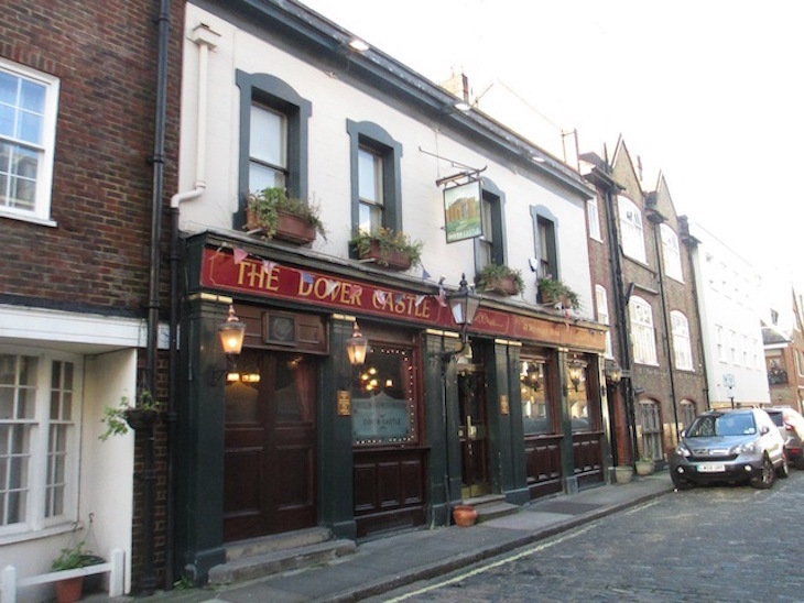 Marylebone's Dover Castle Pub To Close