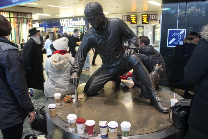 6 Things You Probably Didn't Know About Euston Station