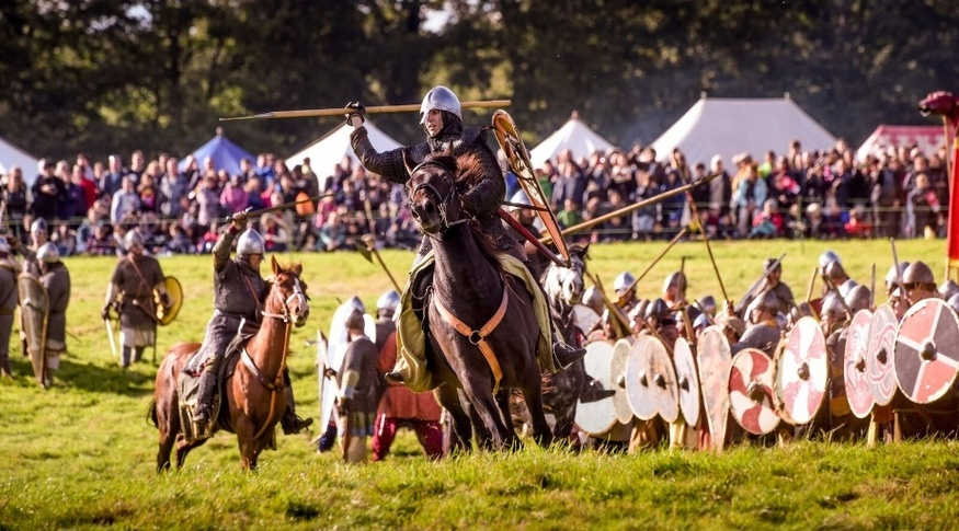 1066 Is Happening All Over Again... In Hyde Park