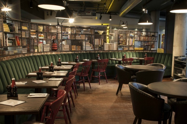 Hoxton Grill - one of London's best American diners