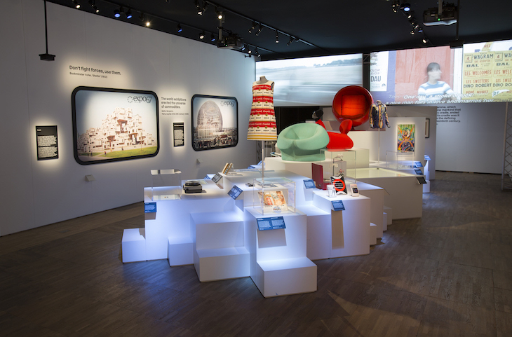 Want To Re-visit The 1960's In Style? Go To The V&A