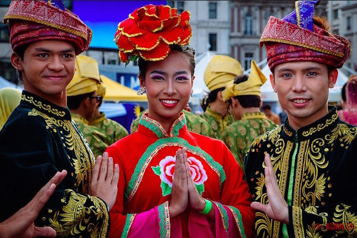 There's A Free Malaysian Food Festival In Trafalgar Square This Weekend