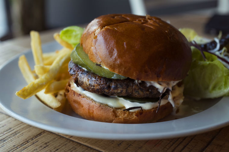 Our Favourite Veggie Burgers In London