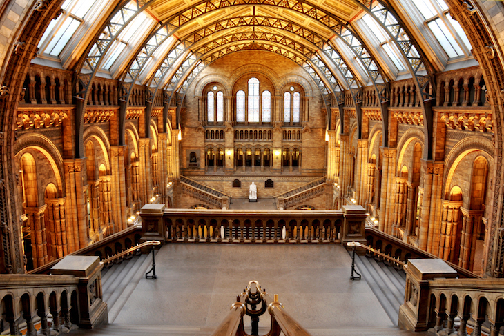 London venues that science lovers must visit