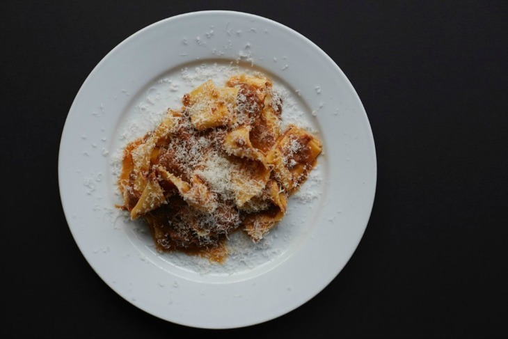 The pasta at Padella is one of London's best warming dishes in winter