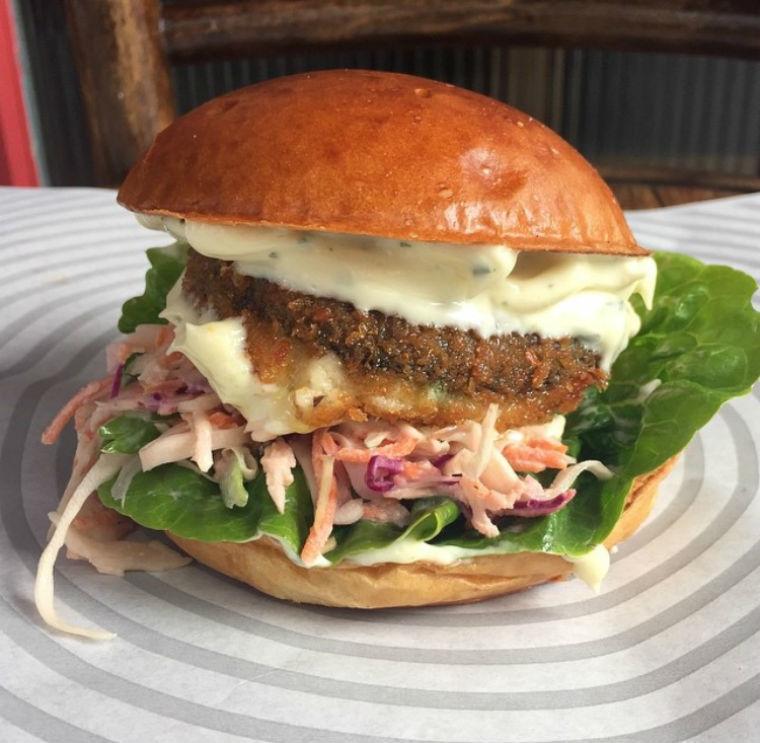 London S Best Vegetarian Burgers Londonist
