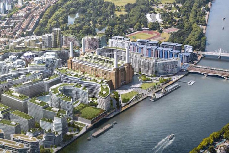 Apple To Build New HQ In Battersea Power Station