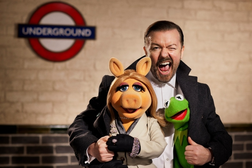 Places Where The Muppets Have Filmed In London