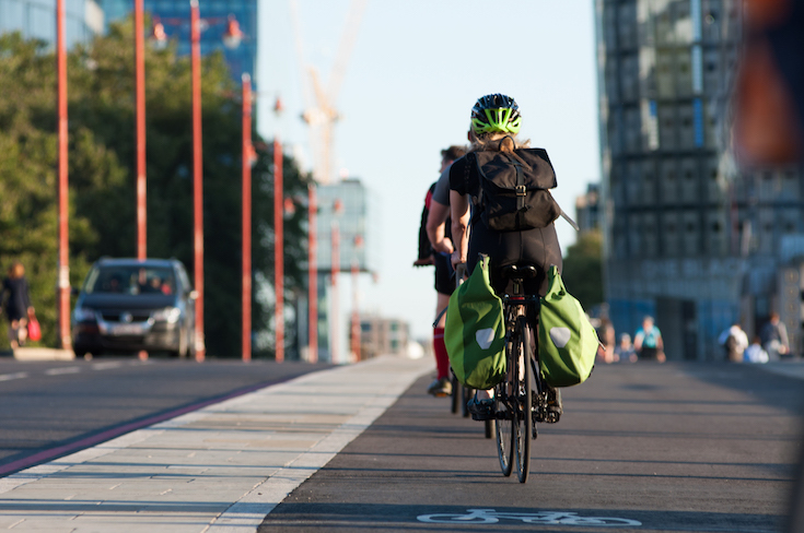 Ditch The Tube, Take Your Bike On Wednesday