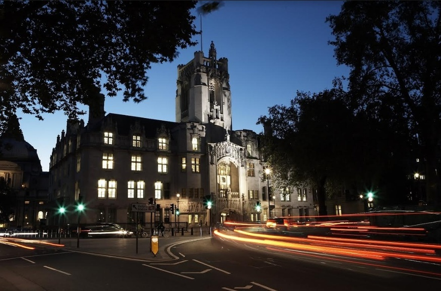 Visit The Supreme Court At A Rare Open Evening