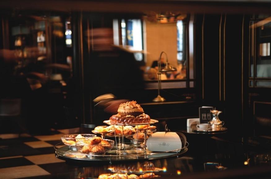 Bill S Cafe London Menu