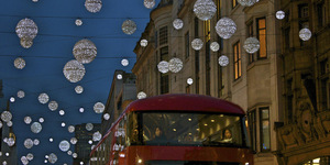 London News Roundup: The Christmas Lights Are Up In Oxford Street