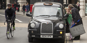 All London Black Cabs Will Take Card And Contactless Payment From Monday