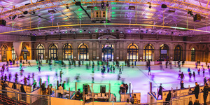 Where To Go Ice Skating In London At Christmas
