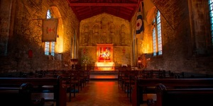 What's The Oldest Church In London?