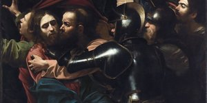 Dark And Moody Portraits: Caravaggio And Beyond At The National Gallery