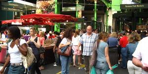How London's Markets Got Their Names