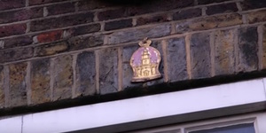 Video: What's This Rare Symbol Near Leicester Square?
