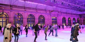 Where To Go Ice Skating In London All Year Round