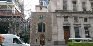 What Is London's Smallest Church?