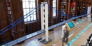 See The World's Longest Lego Bridge Here In London