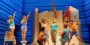Win Top Price Tickets To Mamma Mia!