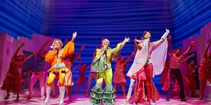 Escape To A Greek Island Paradise With Mamma Mia!