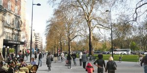 Why Is London So Bad At Pedestrianisation?