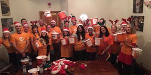 Volunteer In London For Christmas 2016