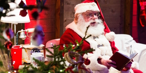 London's Best Santa's Grottos For Christmas 2016