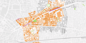 See the history of any building in Whitechapel on new website