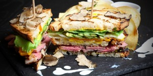 London's Most Expensive Sandwiches