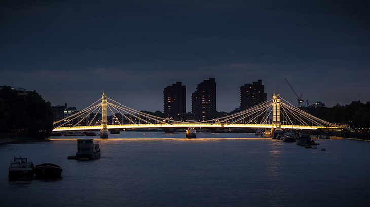 Albert Bridge Was Nearly Knocked Down, And Other Secrets From Its Past