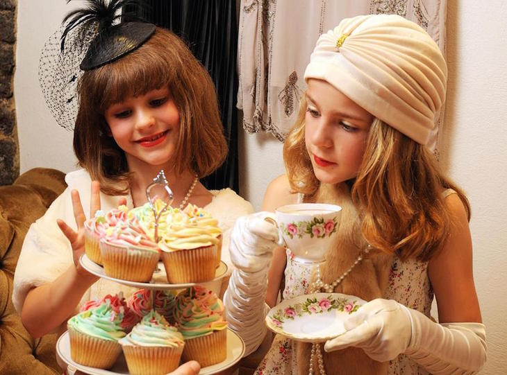 London's Best Afternoon Teas For Kids